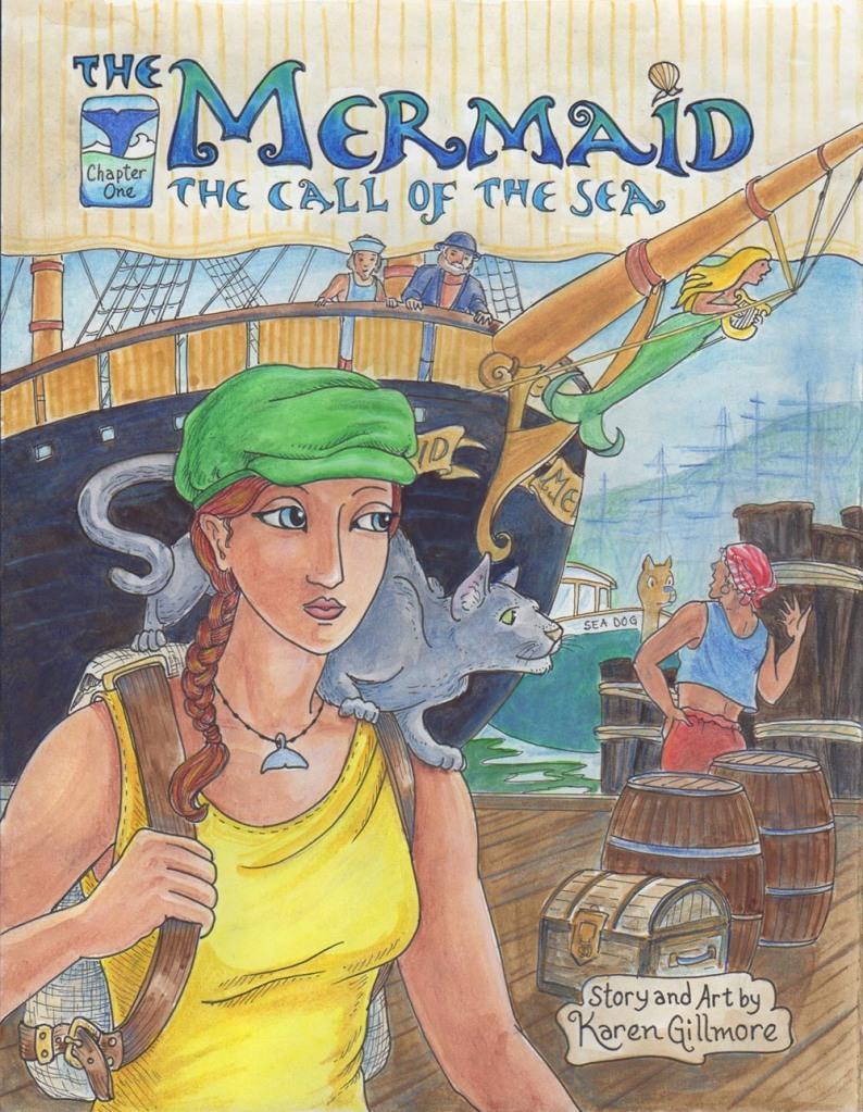 Mermaid cover F sm