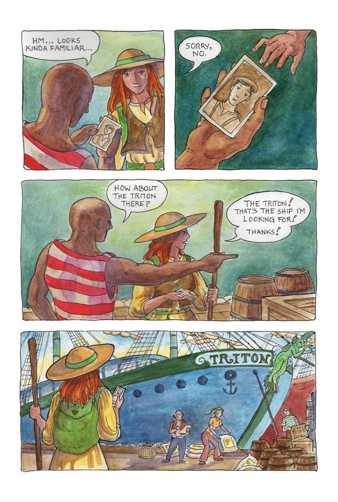 Mermaid Music page 5