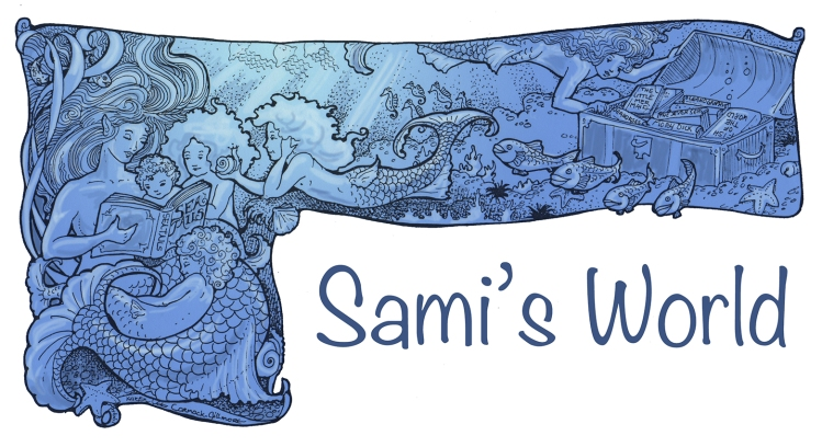 Sami's World Header